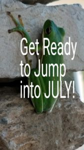 Get Ready to Jump into July!